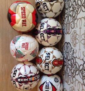 Футбольные мячи новые ⚽️