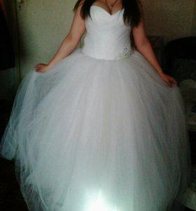 Свадебное платье ( Нежность)