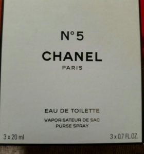 Chanel 5 eau de toilette