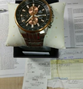 Часы casio efb - 549d