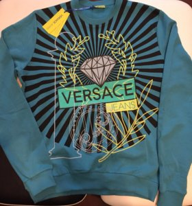 Толстовки Versace Jeans
