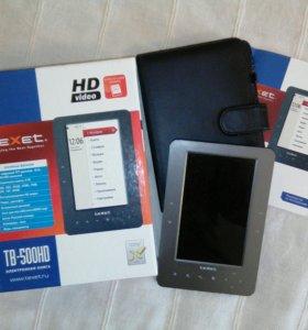 Электронная книга Texet TB- 500 HD