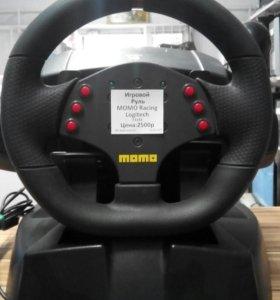 Игровой руль Racing Logitech