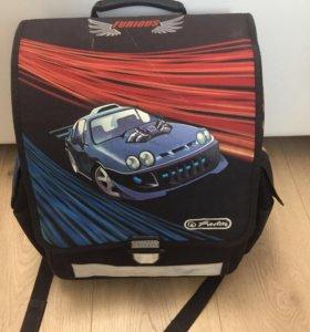 Рюкзак для мальчика 1-3 класс
