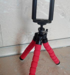Штатив для телефона или камеры на гнущихся ножках