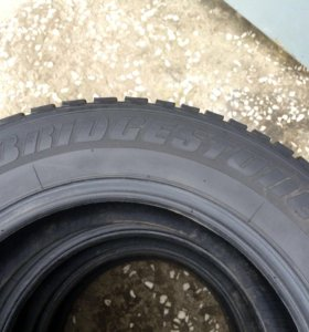 Резина Bridgestone ice cruser 5000.