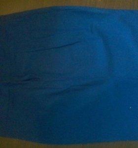 Пиджак и юбка карандаш