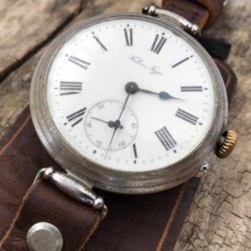 Антикварные часы Павел Буре