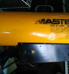 Пушка газовая MASTER BLP50m Б.У