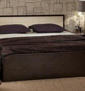 Кровать с подъёмным механизмам