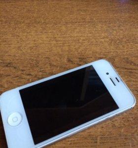Продам iPhone 4s в отличном состоянии!