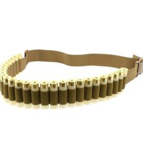 Патронташ-бандольера на 27 патронов 12, 16, 20 cal