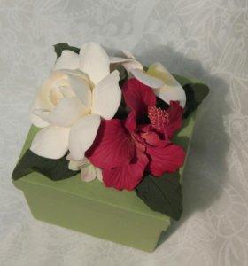 Декоративная коробочка