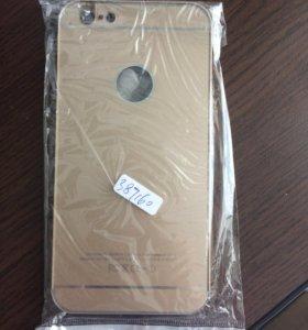 Чехлы для Iphone6+ и защитное стекло