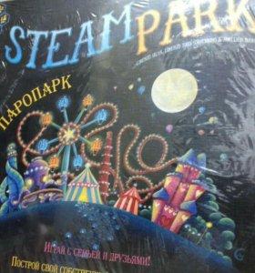 Настольная игра Steam park