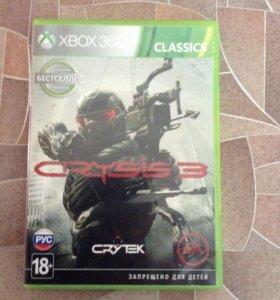 Crisis 3 Xbox 360