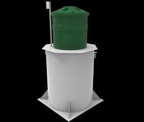 Автономные канализации Астра