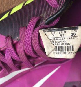 Футзальные кроссовки Nike