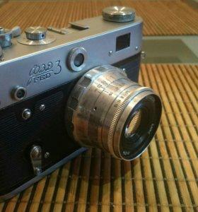 Фотоаппарат пленочный Фэд 3