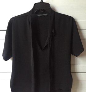 Zara блуза новая
