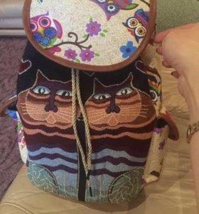 Новые Джинсовые рюкзачки 👍🌸