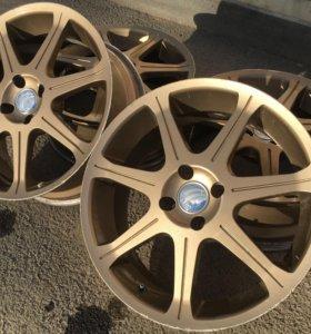 """Bridgestone BEO LS 17""""x7j 4x100 et35"""