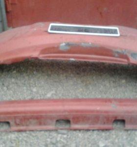 Бампера на Nissan Vanette или Mazda Bongo