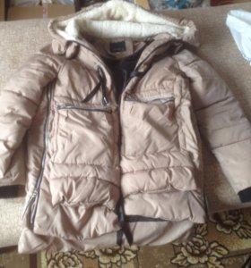 Куртка-парка.(зима)