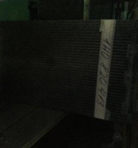 Радиатор кондиционера Гольф 3 , Венто