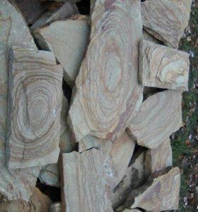 Природный камень для ландшафта и строительства