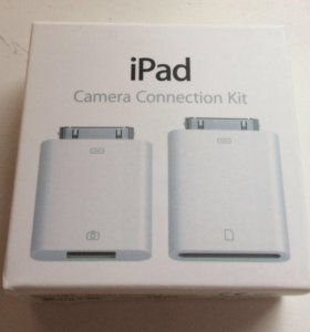 Адаптер Apple IPAD CAMERA CONNECTION KIT