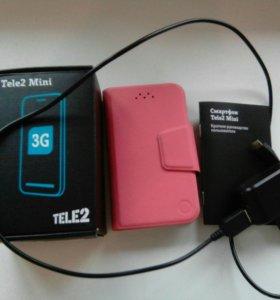 Смартфон ТЕЛЕ2 с гарантией