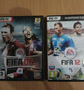 FIFA 2006 и 2012