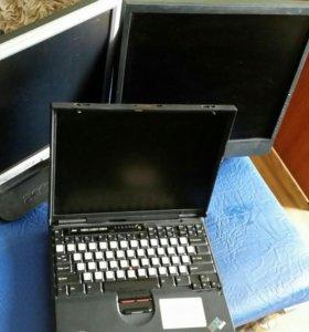 Мониторы,ноутбук
