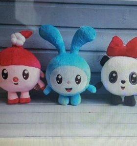 Малышарики игрушки (новые)