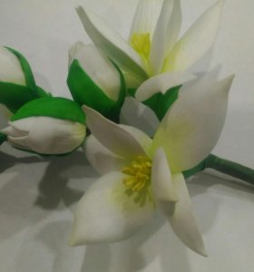Ободки на заказ, цветы на заколках, индивидуальный