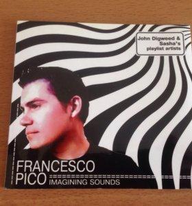 Francesco Pico – Imagining Sounds (CD)
