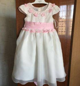 Платье 110 см (28)