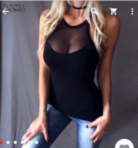 Блуза новая 3XL