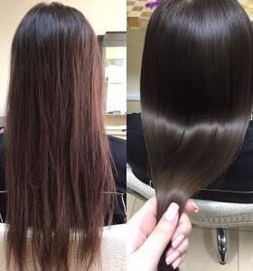 Ботокс и ламинирование волос