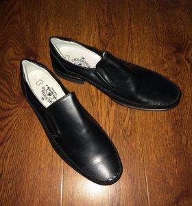 Туфли для мальчика размер 37