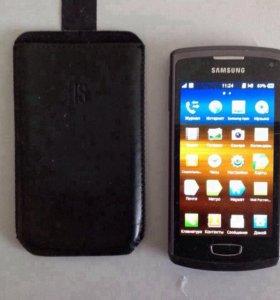 Телефон Samsung Wave 3 GT S8600