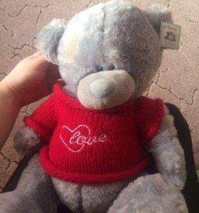 Новый мишка Тедди