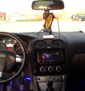 Форд Фокус 2 рестайлинг