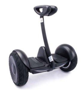 Mini Robot Cигвей Electric Scooter Черный Гироцикл