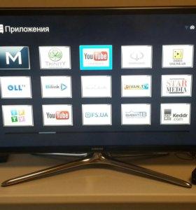 Телевизор samsung 32f6100 +  приставка ip-tv