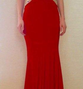 для выпускного вечера феерическое платье