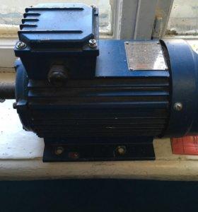 Двигатель асинхронный аир 80А2