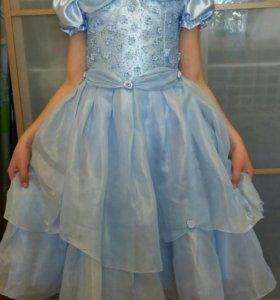 Платье нарядное 110-116