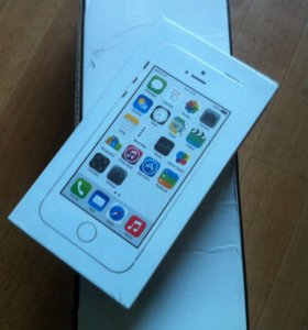 iphone 5s cepый